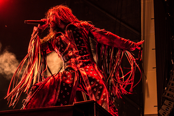 Rob Zombie at Stage AE