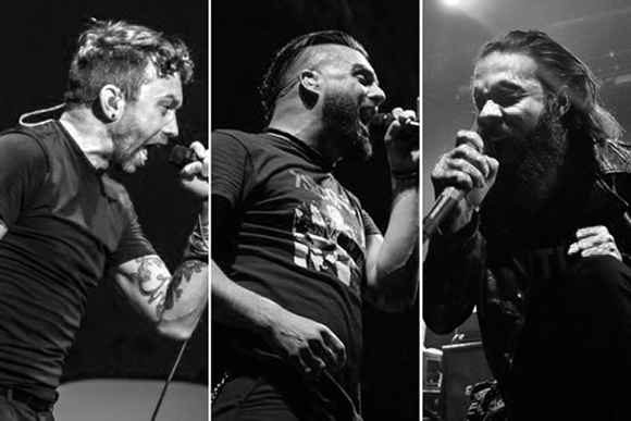 Rise Against, Killswitch Engage & Letlive at Stage AE