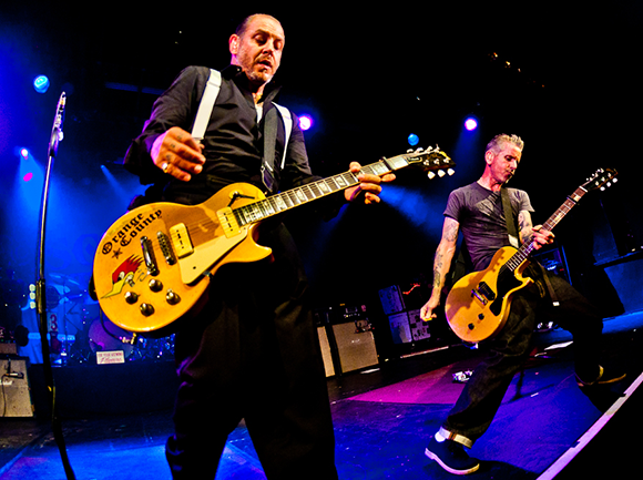 XFest II: Social Distortion, Nikki Lane & Drag The River at Stage AE
