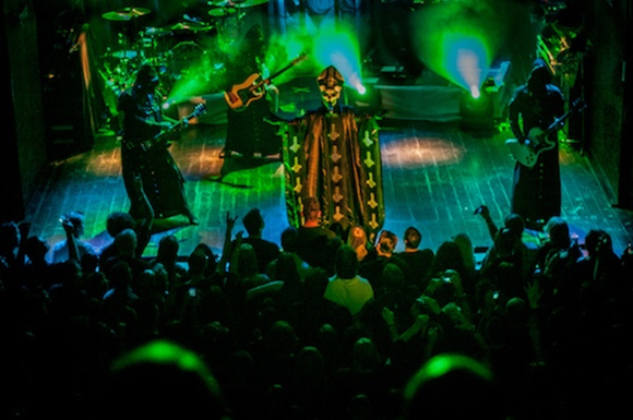 Ghost B.C. at Stage AE