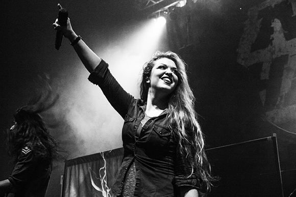 The Agonist at Stage AE