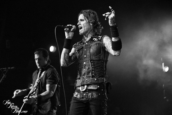 Buckcherry at Stage AE