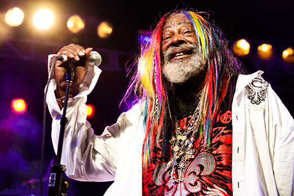 George Clinton & Parliament Funkadelic at Stage AE