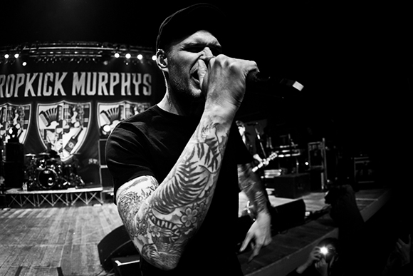 Dropkick Murphys, Tiger Army & Darkbuster at Stage AE