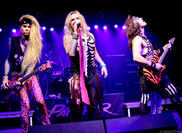 Steel Panther at Stage AE