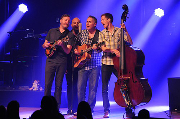 Barenaked Ladies, Orchestral Manoeuvres In The Dark & Howard Jones at Stage AE