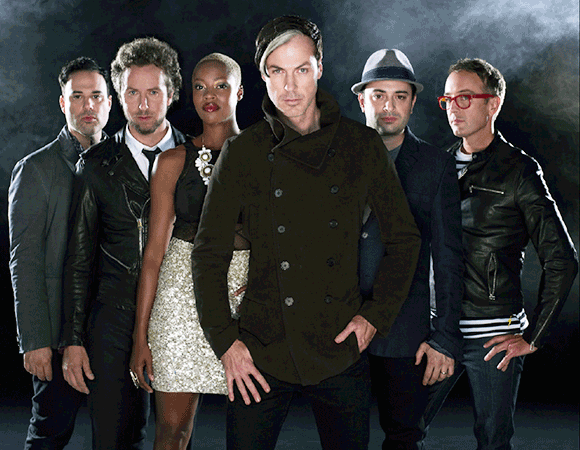 Fitz and The Tantrums & Zella Day at Stage AE