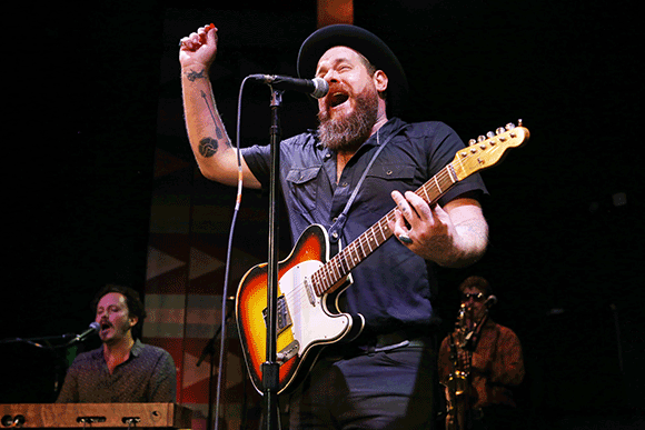 Nathaniel Rateliff and The Night Sweats at Stage AE