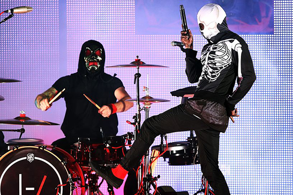 Twenty One Pilots at Stage AE