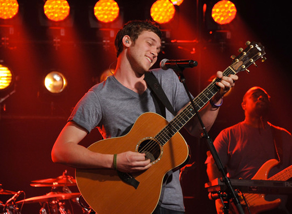 Phillip Phillips & Matt Nathanson at Stage AE