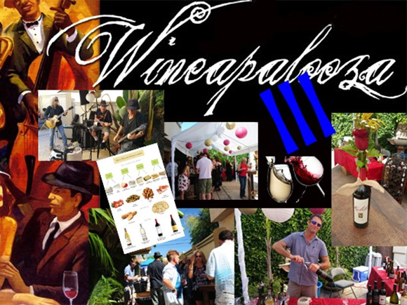 'Wine'aPalooza at Stage AE