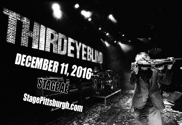 Third Eye Blind, The Struts, Holy White Hounds & The Daily Grind at Stage AE