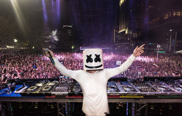 Marshmello at Stage AE