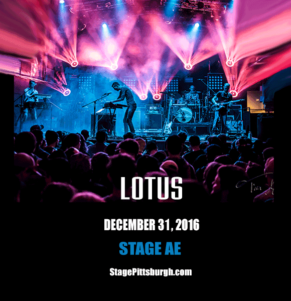 Lotus at Stage AE