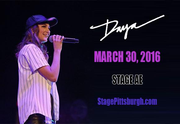 Daya at Stage AE