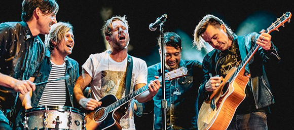 Switchfoot & Relient K at Stage AE