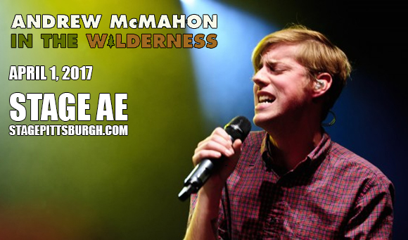 Andrew McMahon, Atlas Genius & Night Riots at Stage AE