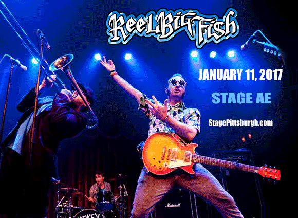 Reel Big Fish at Stage AE