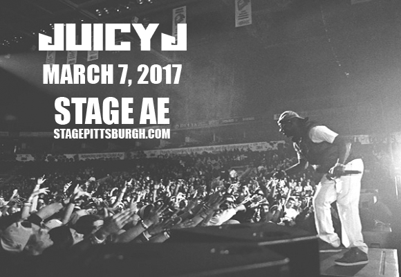 Juicy J at Stage AE