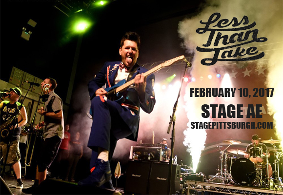 Less Than Jake & Pepper at Stage AE