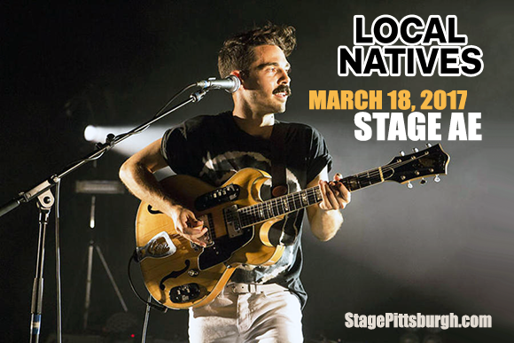 Local Natives at Stage AE
