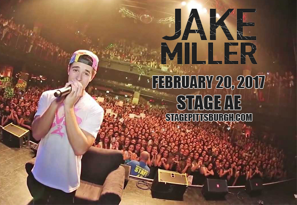 Jake Miller at Stage AE