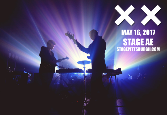 The xx at Stage AE