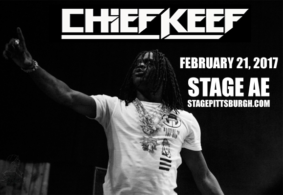 Chief Keef at Stage AE