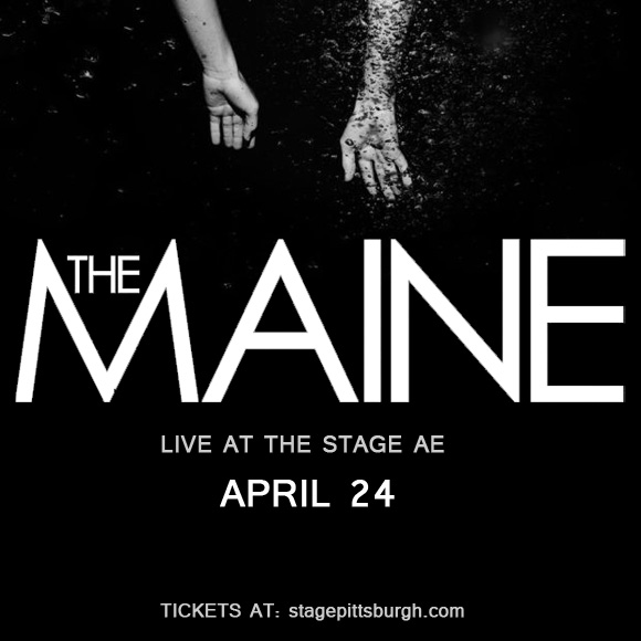 The Maine at Stage AE