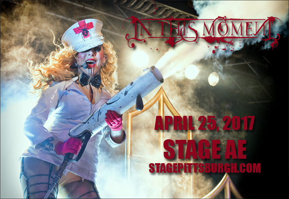 In This Moment at Stage AE