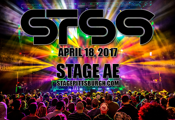 STS9 - Sound Tribe Sector 9 at Stage AE