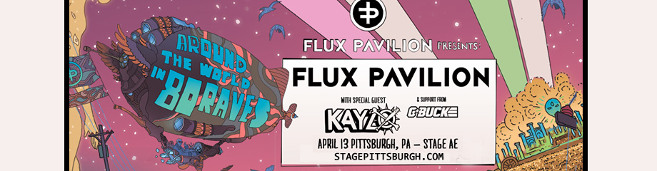 Flux Pavilion & Kayzo at Stage AE
