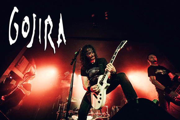 Gojira at Stage AE