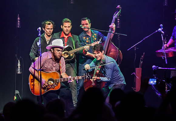 Old Crow Medicine Show at Stage AE