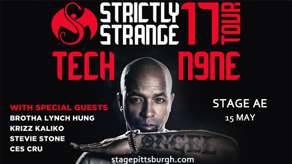 Tech N9ne at Stage AE