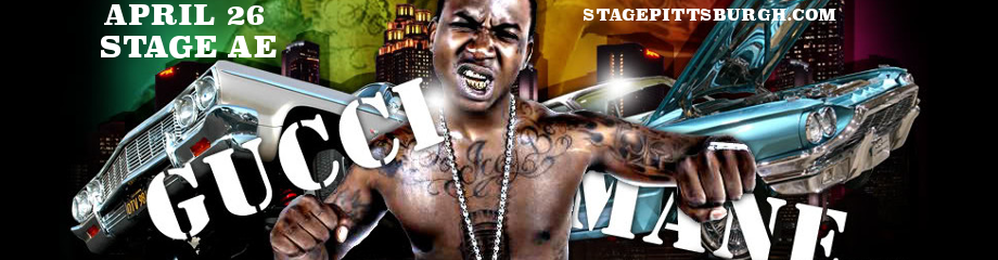 Gucci Mane at Stage AE