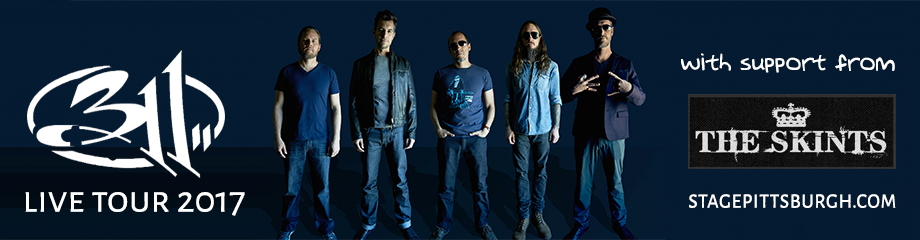 311, New Politics & The Skints at Stage AE