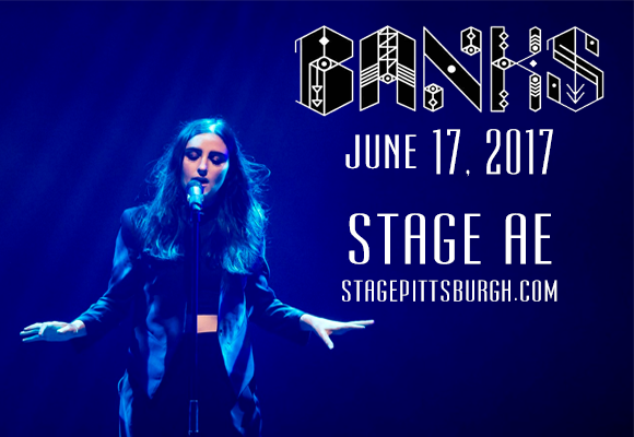 Banks at Stage AE