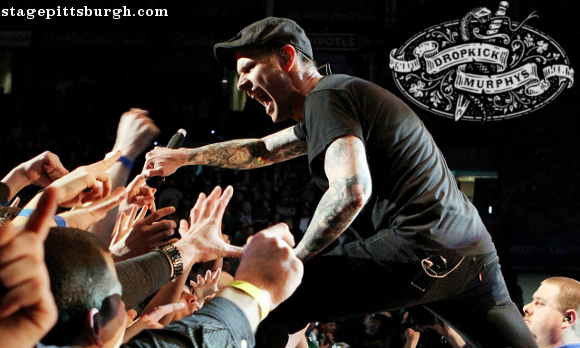 Dropkick Murphys & Rancid at Stage AE