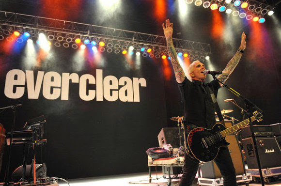 Everclear, Vertical Horizon & Fastball at Stage AE