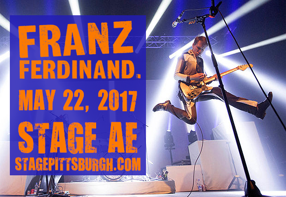 Franz Ferdinand at Stage AE