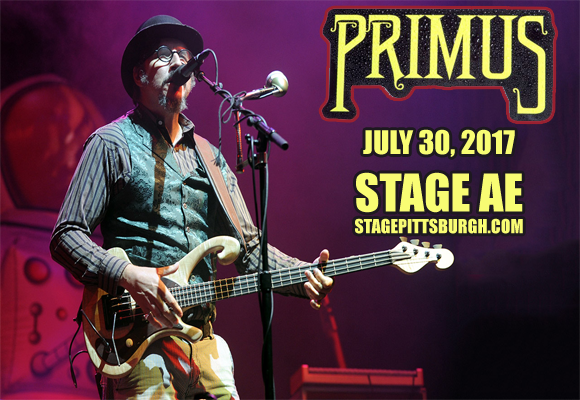 Primus & Clutch at Stage AE