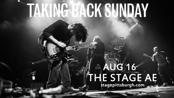 Taking Back Sunday, Every Time I Die & All Get Out at Stage AE