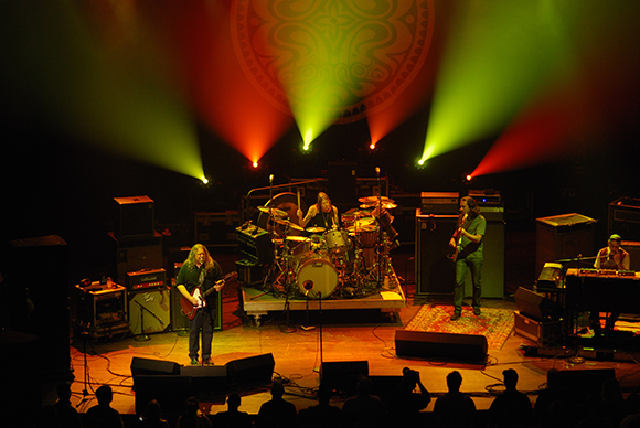 Gov't Mule & Galactic at Stage AE