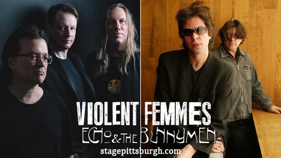 Violent Femmes & Echo and The Bunnymen at Stage AE