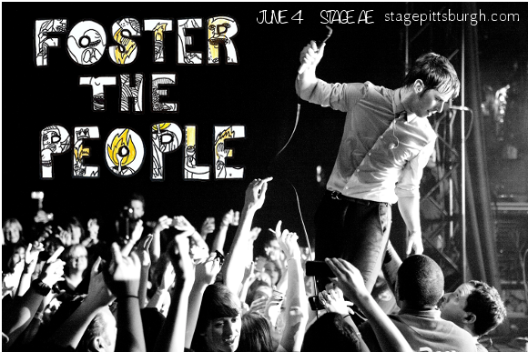 Foster The People at Stage AE