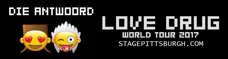 Die Antwoord at Stage AE