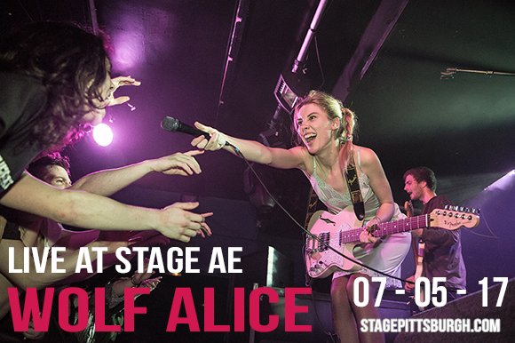 Wolf Alice at Stage AE