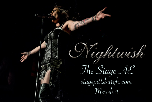 Nightwish at Stage AE