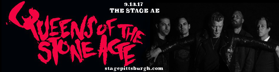Queens Of The Stone Age & Royal Blood at Stage AE